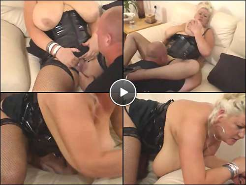 big tits milf pic video